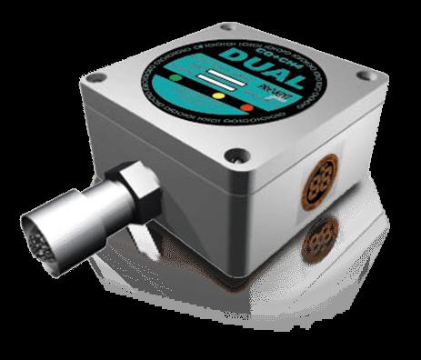 Cabeza detectora DUAL PG-D A
